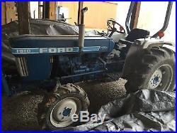 Ford 1910 Farm Tractor