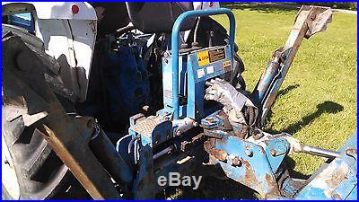 Ford 2110, Loader, Backhoe, 2160 hours, 38 HP, 4 cyl Diesel, Used, Middlefield Ohio