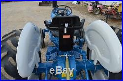 Ford 3600 diesel tractor