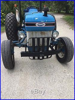Ford 3910 Farm Tractor Diesel 50hp