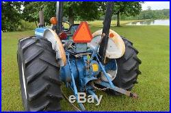Ford 4110 diesel tractor 1400 hours