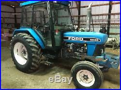 Ford 5030 Tractor