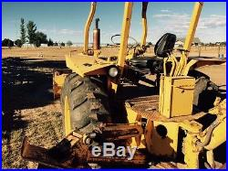 Ford 550 Backhoe Tractor
