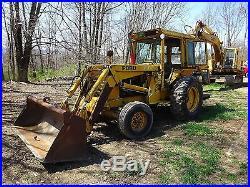 diesel mowers tractors