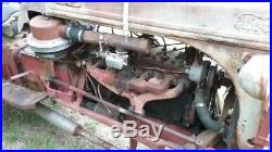 Ford 8N Funk 6-Cylinder Conversion Tractor