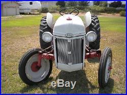 Ford 8N Tractor 1947 THRU 1950