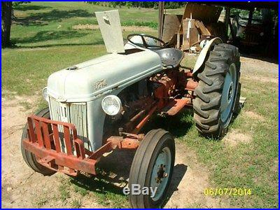 Ford 8N farm tractor NO RESERVE