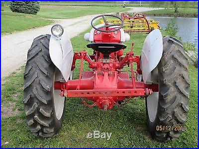 Ford 8-N tractor