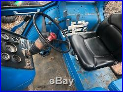 Ford 9700 2WD Cab Tractor