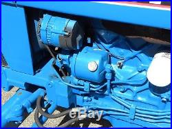 Ford New Holland With Woods 72 Brush Mower