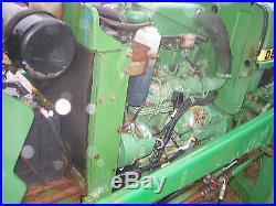 GOOD USED JOHN DEERE 1050 4 X 4 LOADER TRACTOR
