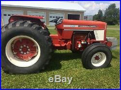 Good Running International 574 Tractor