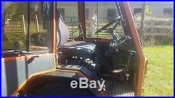 Holder C6000 Diesel Tractor Deutz BF4L1011F