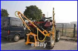 Hydraulic Boom with 5 Sickle Brush Mower, FH-BRM150