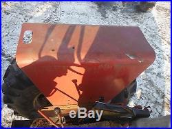 IH International Farmall 1256 Fender Tractor in MN SMTA 1206 1066 1456 1468 5488