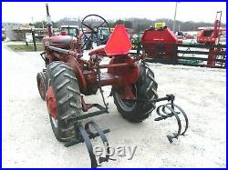 INTERNATIONAL 140 Offset Cultivating tractor FREE 1000 MILE DELIVERY FROM KY