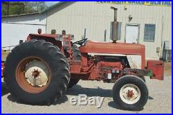International 674 diesel tractor with remote hydraulics