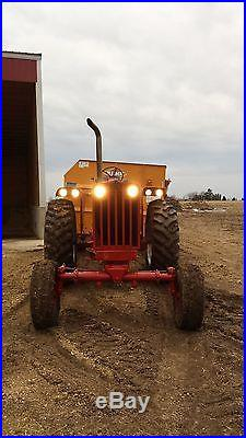 International 806 Diesel Tractor