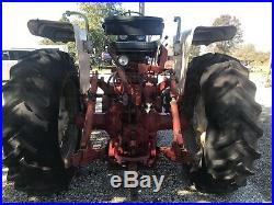 International Farmall 1206 Farm Tractor. One Owner Tractor