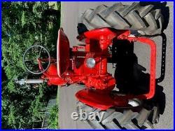 International Harvester Farmall 1950 Cub Tractor Restored