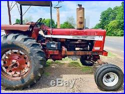 International Harvester Farmall 756D German Diesel
