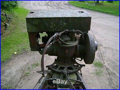 International Harvester Motor Cultivator Antique tractor Mccormick Deering IH