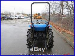 Iseki TU197F Ag Tractor Loader 50 Bucket 3PT Hitch 3Spd PTO 3 Cylinder Diesel