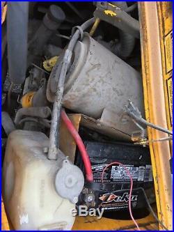 JCB 214 Backhoe Tractor Loader Used 4x4. New hoses. 3830 hours