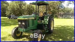 JD 6405 Tractor Diesel