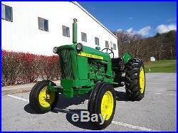 JOHN DEERE 1010 DIESEL FARM TRACTOR 3 POINT HITCH