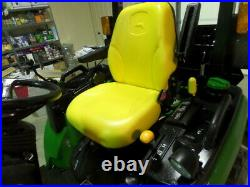 JOHN DEERE 2025R 4WD DSL HYDRO LOADER AND SCRAPER BLADE 2019 With 17 HRS
