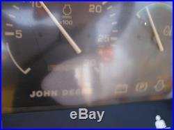 JOHN DEERE 4400 4 X 4 LOADER TRACTOR