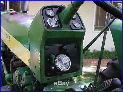 John Deere 530 Tractor 1959 Mowers Amp Tractors