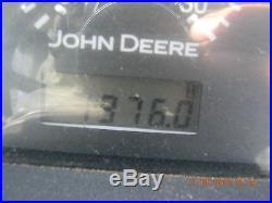 John Deere 5325 4x4, Quick Detach Jd 542 Loader