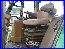 JOHN DEERE 6300 2WD CAB TRACTOR
