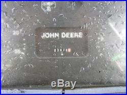 JOHN DEERE 6400 TRACTOR, 2 POST ROPS, CANOPY, 4X4, 85hp, FRT FENDERS, 3877 HRS