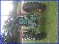John Deere 820 2 Wheel Drive Diesel Tractor