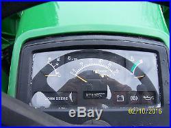 JOHN DEERE 990 4 X 4 LOADER TRACTOR 4WD 4x4 LOW HOURS New Loader