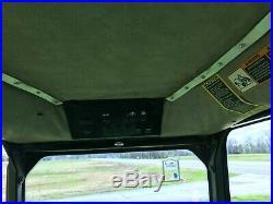 John Deere 1445 4X4 Mower With Full Glass Cab Diesel