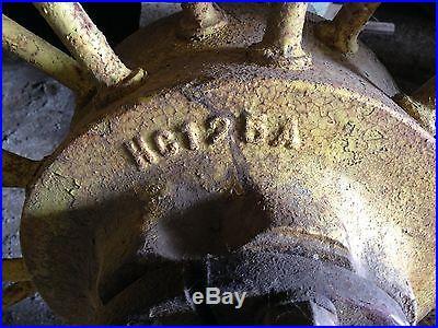 John Deere 1934 Open Fan Shaft A SN 411663