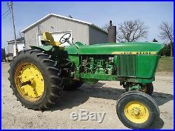 John Deere 1971 4020 Diesel