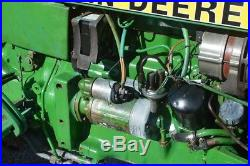 John Deere Rear Hydraulic Kit