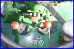 John Deere 2150 diesel tractor with hydraulic remote hook up