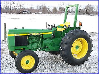 John Deere 2240 Tractor Diesel