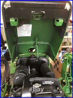 John Deere 2305 Amazing Barn Find! 4X4 Loader Mower Tractor with Only 8 Hours
