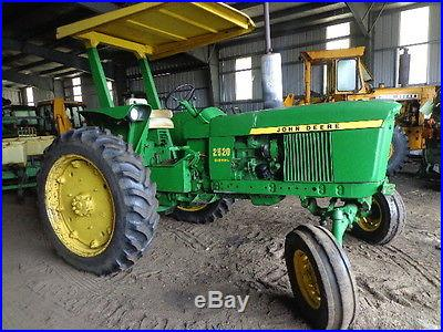 John Deere 2520 Tractor
