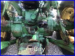 John Deere 2550 Tractor. Diesel. Power Steering. Runs Good