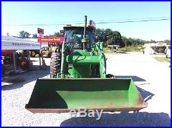 John Deere 2750 Tractor 3036 Hrs with Loader. Ships @ $1.85 per loaded mile