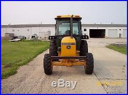 John Deere 2755 Four Wheel Drive Diesel Powered Utility Tractor