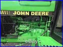 John Deere 2755 MFWD Fully Refurbished. WITH LOADER